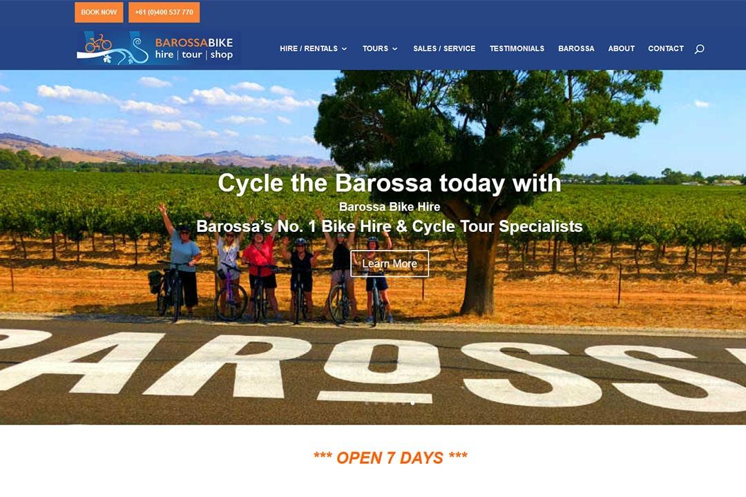 Barossa Bike Hire