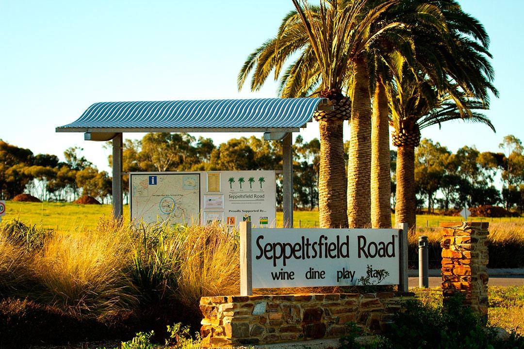 Seppeltsfield Road, Barossa Valley